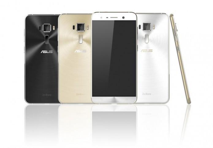 Zenfone 3 terá um corpo metálico com parte traseira em vidro (Foto: Reprodução/HDBlog.it)