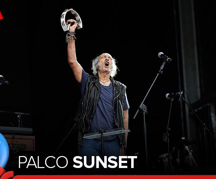Palco Sunset (Foto: gshow)