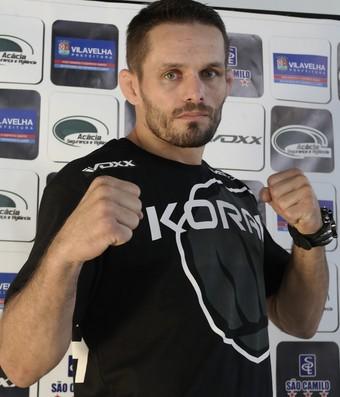 Motivado, Rodrigo Damm confía en una renovación de contrato con el UFC
