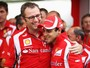 Chefo da Ferrari elogia desempenho de Felipe Massa no GP da Inglaterra
