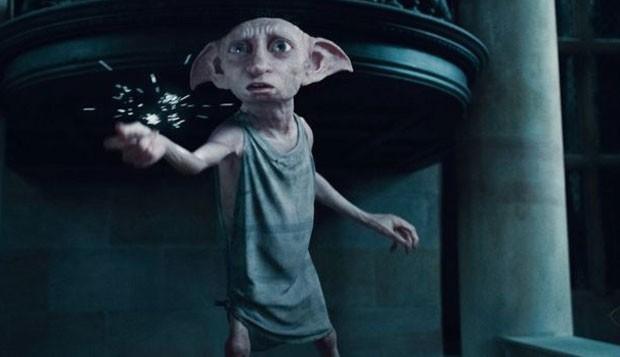 Dobby, o elfo doméstico, se parece com Putin, segundo Johnson (Foto: BBC/Warner Bros)