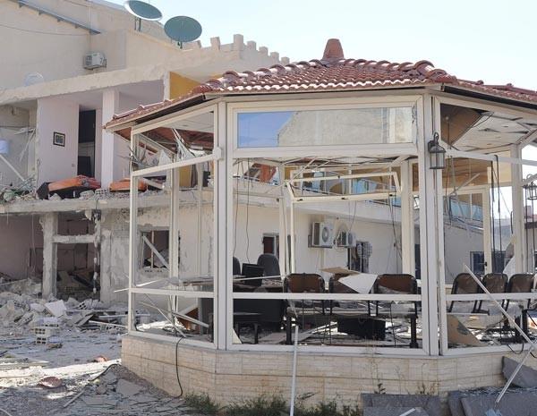 Ataque a TV na Síria deixa 7 mortos (Foto: AFP)