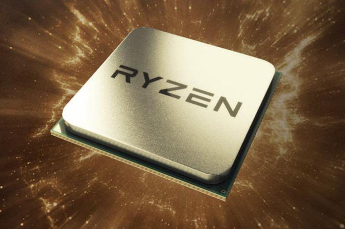 Ryzen é a grande aposta para recolocar a AMD em posição de competir com a Intel (Foto: Divulgação/AMD)