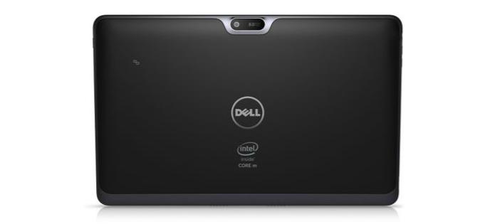 Tablet é equipado com câmera de 8 megapixels na traseira (Foto: Reprodução/Dell)