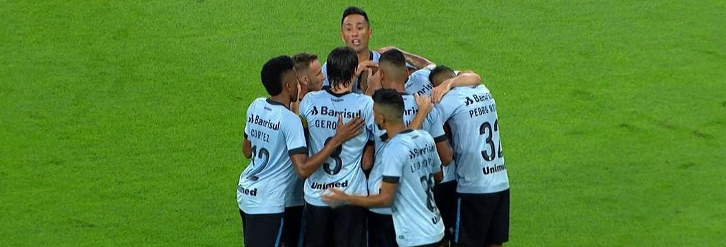 c64760a5dc Fluminense x Grêmio - Copa do Brasil 2017 - globoesporte.com