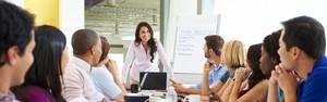 Cursos do Senac ajudam profissionais a desenvolver habilidades de líderes (Shutterstock)