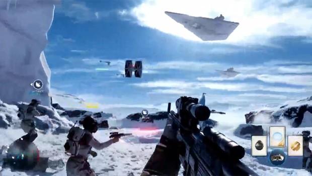 O jogo ganhou sua primeira demonstração de gameplay no evento, rodado em um Playstation 4 (Foto: Reprodução/Twitch)