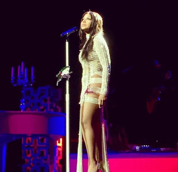 Toni Braxton (Foto: Reprodução/Instagram)