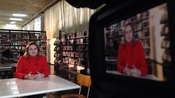 Especialista dá dicas para quem vai prestar vestibular  (Foto: RBS TV/Divulgação )