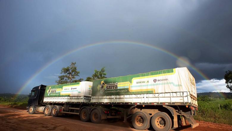 caminhos-da-safra-segunda-etapa-arco-íris (Foto: Editora Globo / Emiliano Capozoli )