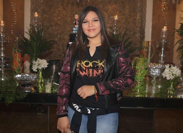 Aysha Benelli (Foto: Thiago Duran/AgNews)
