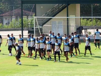 Fotos treino Botafogo (Foto: Marcos Baltar)