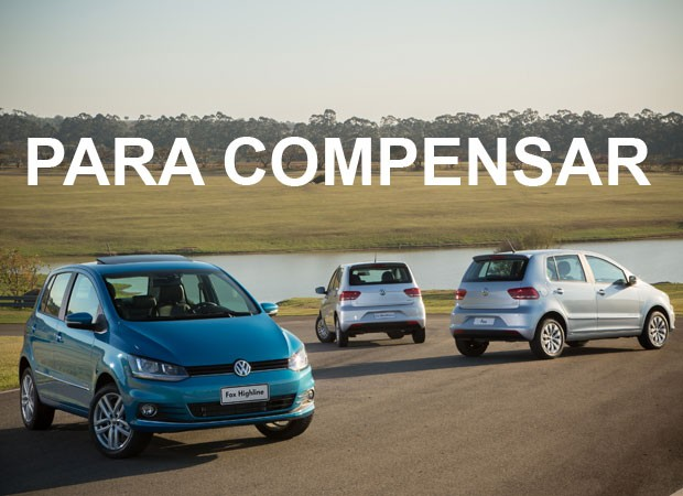 VW fox - Mais vendidos por estado (Foto: Divulgação)