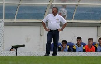 """Cavalo exalta sistema defensivo do Criciúma em empate: """"Foram felizes"""""""