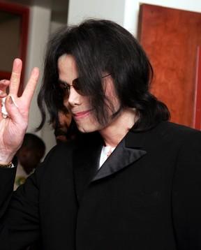 Michael Jackson (arquivo) (Foto: Getty Images/Agência)