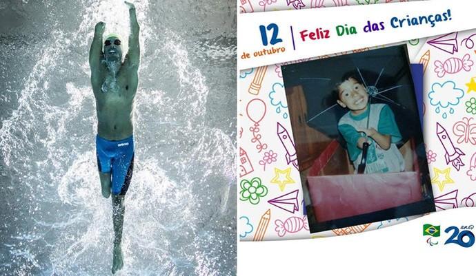 Montagem - Antes de pois - Daniel 2 (Foto: globoesporte.com)