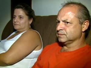 Pais de João ainda tentam entender o que aconteceu (Foto: Reprodução/EPTV)