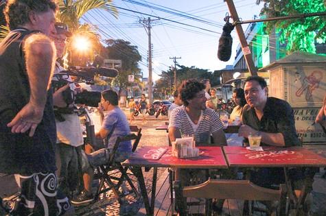 Jesus Luz e Sam Pang (Foto: Divulgação)
