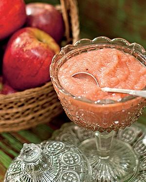 Compota de maçã (Foto: Ricardo Corrêa/Editora Globo)
