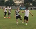 Dorival testa opções e indica retorno de trio para estreia da Libertadores