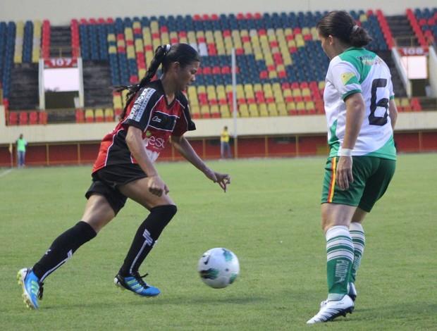 Com dois de Gabi, Caucaia-CE vence Assermurb na estreia da Copa do Brasil (Foto: Francisco Dandão)