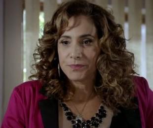 Totia Meirelles: atriz se destaca em sua primeira vilã na TV (Foto: Reprodução)