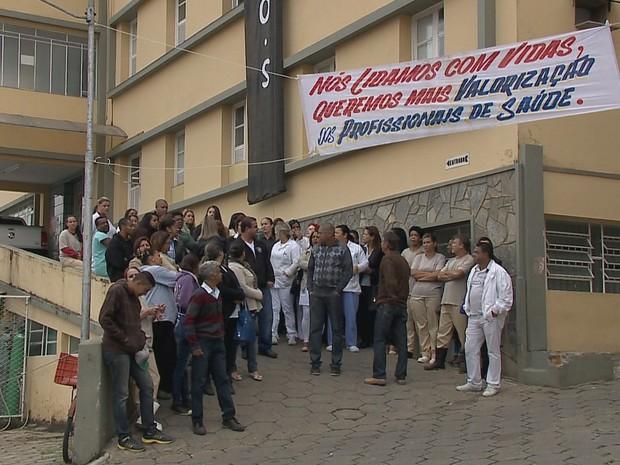 Hospital Santos Dumont (Foto: Reprodução/TV Integração)