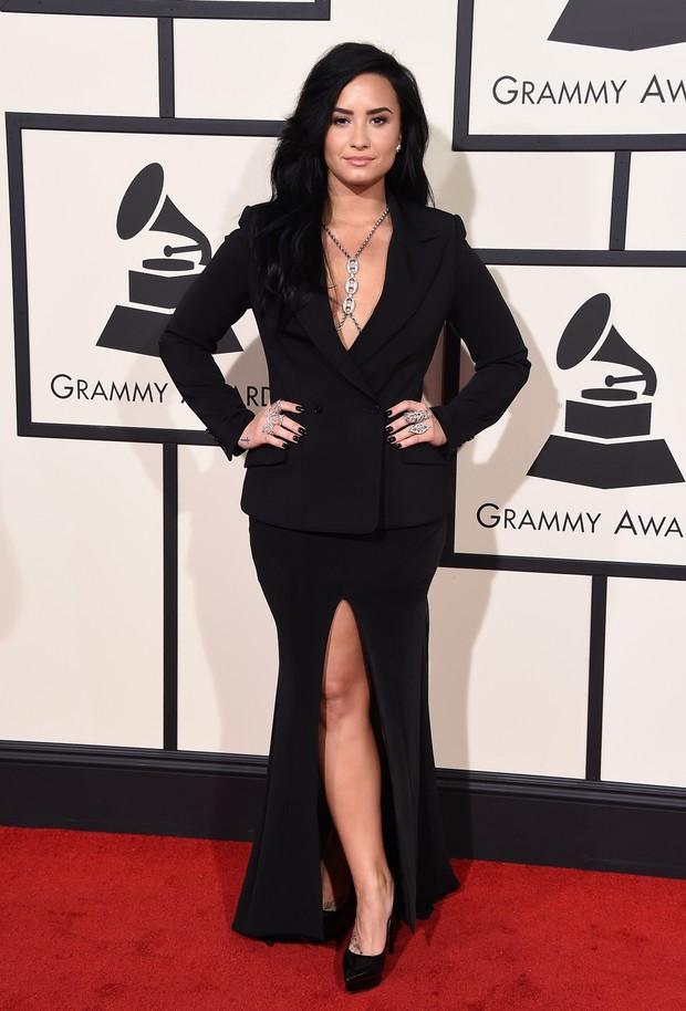 Demi Lovato (Foto: Agência Getty Images)