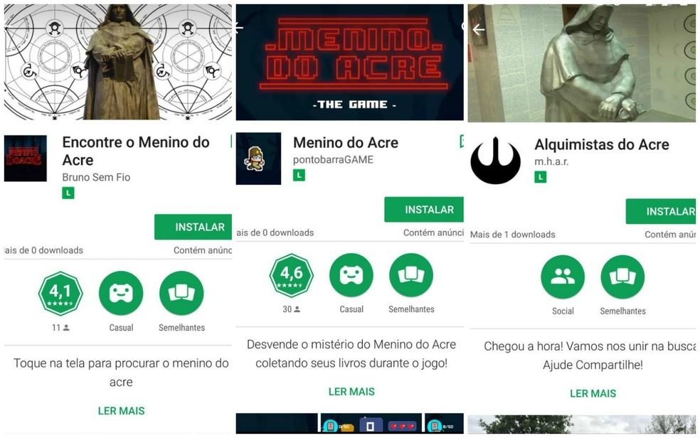 Sumiço misterioso de jovem do Acre inspirou jogos para smartphones (Foto: Reprodução)