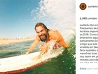 Após afogamento no RJ, surfista  está internado no RS em estado crítico