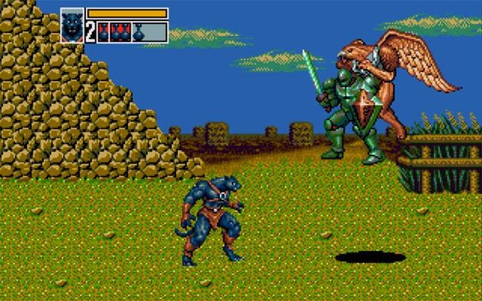 Golden Axe 3 ficou longe do ocidente por ser considerado ruim pela Sega (Foto: Divulgação/Sega)