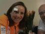 Ciclista holandesa tem alta do hospital e descansa em hotel no Centro do Rio
