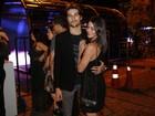 Casais famosos vão à festa de produtor no Rio