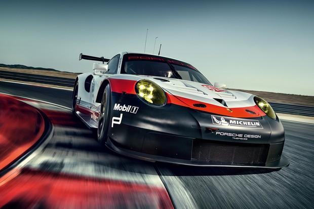 Porsche 911 RSR (Foto: Divulgação)