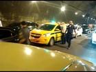 Tiroteio no Túnel Rebouças, na Zona Sul do Rio, assusta motoristas