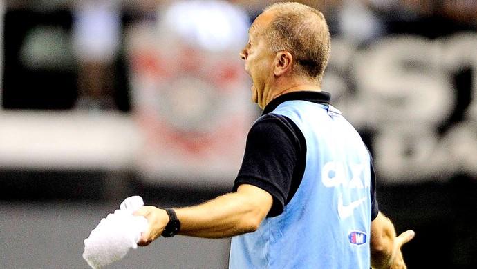 Mano Menezes jogo Corinthians e Santos (Foto: Marcos Ribolli / Globoesporte.com)