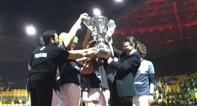 INTZ venceu o CBLoL pela primeira vez (Foto: Thiago Correia)