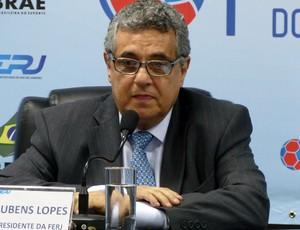 Rubens Lopes presidente da FERJ