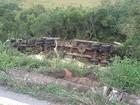 Dois homens são encontrados mortos em carreta às margens da BR-293