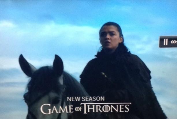 Arya (Foto: Reprodução)
