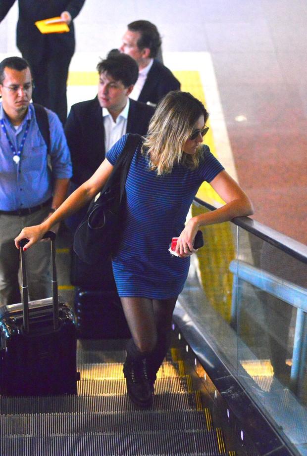 Fernanda Lima (Foto: Felipe Souto Maior/ Ag. News)