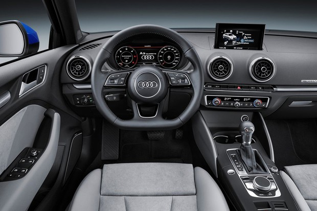 Audi A3 sedã 2017 (Foto: Divulgação)