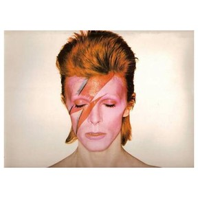David Bowie (Foto: Reprodução Instagram)