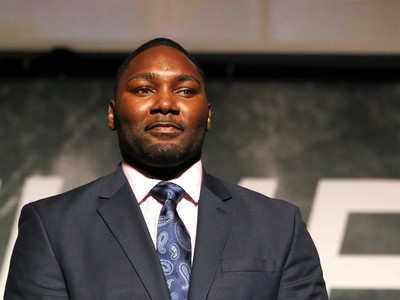 Anthony Johnson UFC (Foto: Evelyn Rodrigues)