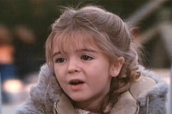 A estrela de 'Savannah Smiles', Bridgette Andersen, faleceu aos 21 anos por conta de uma overdose de heroína. (Foto: Divulgação)