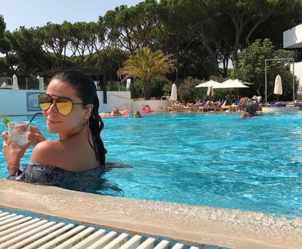 Giovanna Antonelli em Portugal (Foto: Instagram/Reprodução)