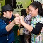 Festa da Apae em 2012 (Foto: Divulgação)