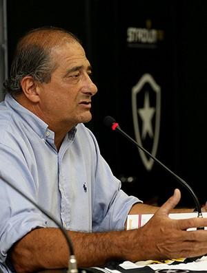 Sérgio Landau, diretor executivo do Botafogo