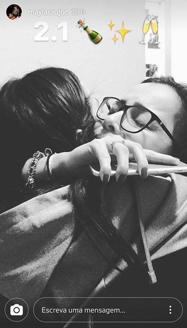 Mayla e Emilly Araújo (Foto: Reprodução/Instagram)