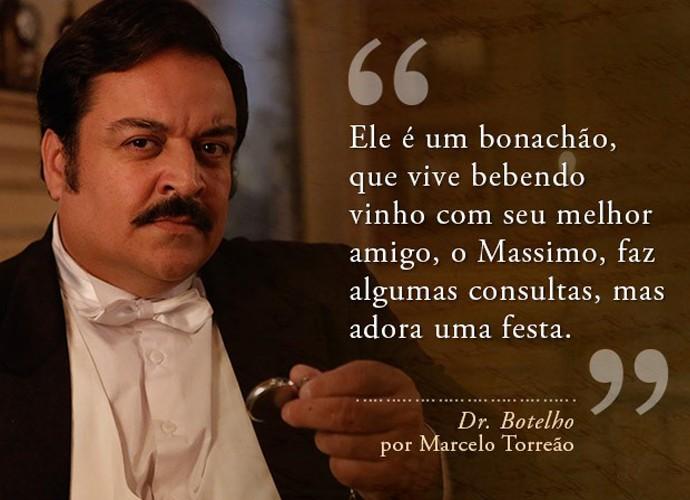 Dr. Botelho (Foto: Gshow)